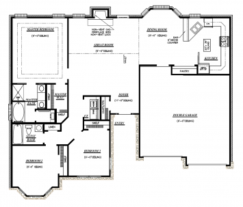 Alli FLR Floor Plan