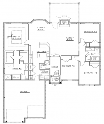 Esther IV FLL DD floorplan